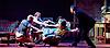 Jakop Ahlbom's<br /> Horror <br /> at The Peacock Theatre, London, Great Britain <br /> press photocall <br /> 24th May 2017 <br /> <br /> Silke Hundertmark <br /> <br /> Maurits van den Berg <br /> <br /> Yannick Greweldinger <br /> <br /> <br /> <br /> <br /> <br /> Reiner Schimmel <br /> <br /> <br /> <br /> Photograph by Elliott Franks <br /> Image licensed to Elliott Franks Photography Services