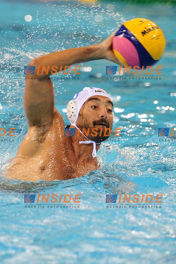 MAurizio FELUGO Italy.Men's waterpolo - Pallanuoto .Italia Vs Sud Africa - Italy Vs South Africa.Shanghai 18/7/2011 .14th FINA World Championships.Foto Andrea Staccioli Insidefoto