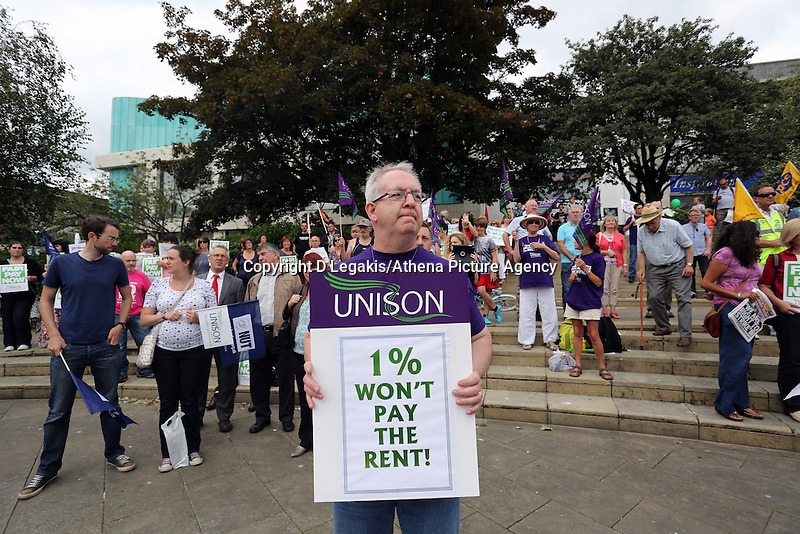 Swansea, UK. Thursday 10 July 2014<br />