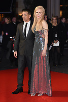 Colin Farrell, Nicole Kidman at 'The Killing of a Sacred Deer'  Headline Gala Screening &amp; UK Premiere of during the 61st BFI London Film Festival on October 12, 2017 in London, England.<br /> CAP/PL<br /> &copy;Phil Loftus/Capital Pictures /MediaPunch ***NORTH AND SOUTH AMERICAS ONLY***