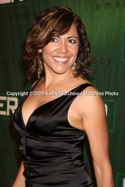 "Laura Ceron arriving at the""ER"" TV Series Wrap Party at Social, in Los Angeles, CA  on March 28, 2009.©2009 Kathy Hutchins / Hutchins Photo....                ."