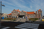The Zandvoort Train Station, Holland