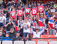 San Francisco, Ca - Tuesday, May 27th, 2014: US Men's National Team defeated Azerbaijan  2 - 0 during Send Off series at Candlestick Park.