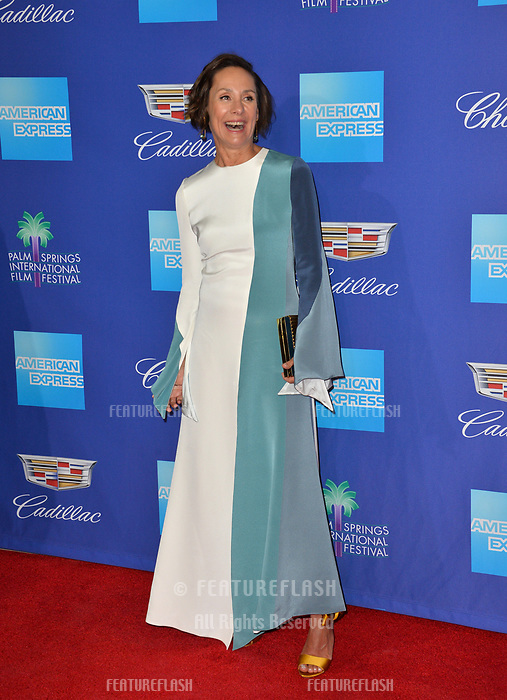 Laurie Metcalf at the 2018 Palm Springs Film Festival Awards at Palm Springs Convention Center, USA 02 Jan. 2018<br /> Picture: Paul Smith/Featureflash/SilverHub 0208 004 5359 sales@silverhubmedia.com