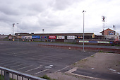 23/06/2000 Blackpool FC Bloomfield Road Ground..Rear of west stand, south stand.....© Phill Heywood.
