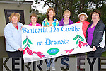 Dromid ICA Guild are in preparation for their 10 anniversary which will take place in The Butler Arms Hotel on 30th September, pictured here some of the ladies involved l-r; Rose O'Sullivan, Noreen Hogan(Treasurer), Rita O'Sullivan(Secretary), Kathleen O'Sullivan, Joan Griffin & Helen O'Sullivan(President).