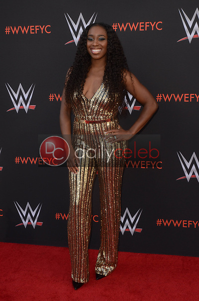 Naomi<br /> at the WWE EMMY For Your Consideration Event, Saban Media Center, North Hollywood, CA 06-06-18<br /> David Edwards/Dailyceleb.com 818-249-4998
