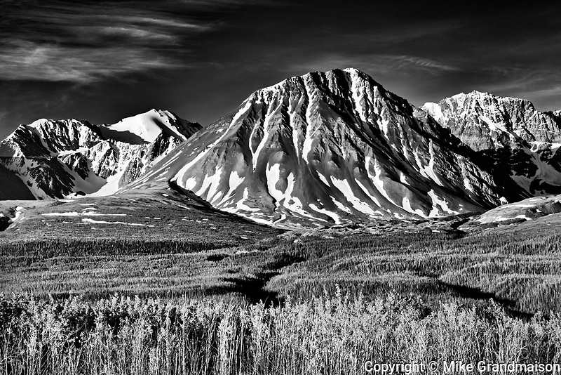 St. Elias Mountains, near Haines Junction, Yukon, Canada