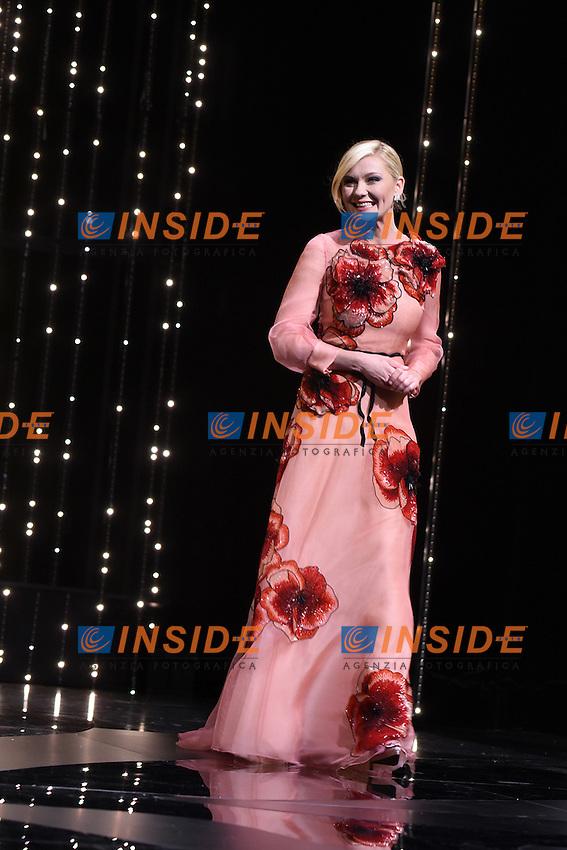 Kirsten Dunst<br /> Festival di Cannes 2016 <br /> Foto Panoramic / Insidefoto
