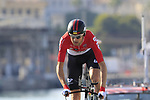 Sander Armee (BEL) Lotto-Soudal during Stage 1 of the La Vuelta 2018, an individual time trial of 8km running around Malaga city centre, Spain. 25th August 2018.<br /> Picture: Eoin Clarke | Cyclefile<br /> <br /> <br /> All photos usage must carry mandatory copyright credit (© Cyclefile | Eoin Clarke)