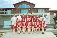 2003-2004 Sailing team photo.