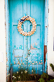 BERMUDA. St. George. A door in St. George.