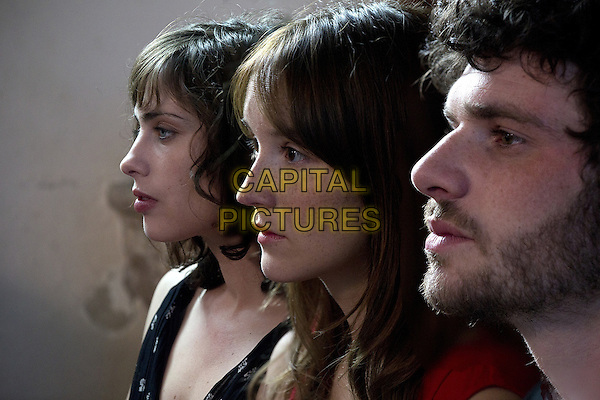 Sophie Verbeeck, Anais Demoustier, Felix Moati<br /> in All About Them (2015)<br /> (A trois, on y va)<br /> *Filmstill - Editorial Use Only*<br /> CAP/NFS<br /> Image supplied by Capital Pictures