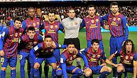 Valencia CF vs. FC Barcelona C. Rey 11/12