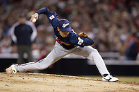 Shunsuke Watanabe of Japan during World Baseball Championship at Petco Park in San Diego,California on March 20, 2006. Photo by Larry Goren/Four Seam Images