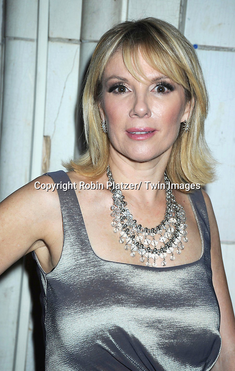 Ramona Singer,  wearing David Meister and True Faith jewelry, attending The Catalogue for Giving of New York City 15th Annual Urban Heroes Awards Benefit on October 27, 2010 at .Guastavinos in New York City.