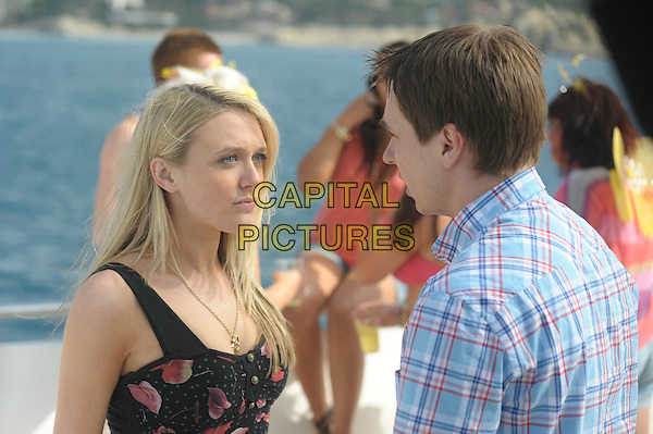 EMILY HEAD, JOE THOMAS.in The Inbetweeners Movie (2011) .*Filmstill - Editorial Use Only*.CAP/FB.Supplied by Capital Pictures.
