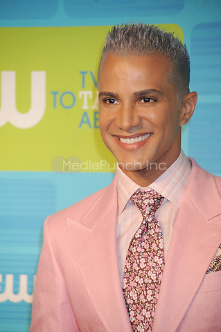 Jay Manuel at the 2010 CW Upfront Green Carpet Arrivals at Madison Square Garden in New York City. May 20, 2010.Credit: Dennis Van Tine/MediaPunch