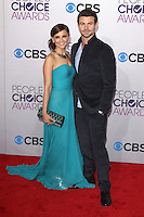 LOS ANGELES, CA - JANUARY 09: Rachael Leigh Cook and Daniel Gillies at the 39th Annual People's Choice Awards at Nokia Theatre L.A. Live on January 9, 2013 in Los Angeles, California. Credit: mpi21/MediaPunch Inc. /NORTEPHOTO