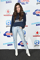 Hailee Steinfeld<br /> at the Capital Summertime Ball 2017, Wembley Stadium, London. <br /> <br /> <br /> &copy;Ash Knotek  D3278  10/06/2017