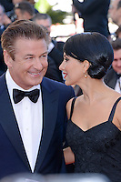 "Alec Baldwin and  Hilaria Thomas attending the ""Moonrise Kingdom"" Premiere during the 65th annual International Cannes Film Festival in , 16th May 2012...Credit: Timm/face to face /MediaPunch Inc. ***FOR USA ONLY***"