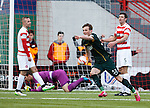 Liam Henderson scores goal no 2 for Celtic past Hamilton keeper Michael McGovern
