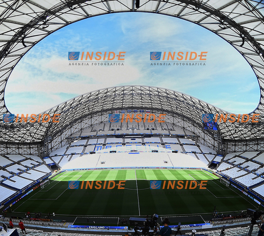 Stade de Velodrome<br /> Marseille 11-06-2016 Stade Velodrome football Euro2016 England - Russia  / Inghilterra - Russia Group Stage Group B. Foto Massimo Insabato / Insidefoto