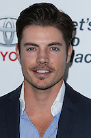 BURBANK, CA - OCTOBER 19: Josh Henderson at the 23rd Annual Environmental Media Awards held at Warner Bros. Studios on October 19, 2013 in Burbank, California. (Photo by Xavier Collin/Celebrity Monitor)