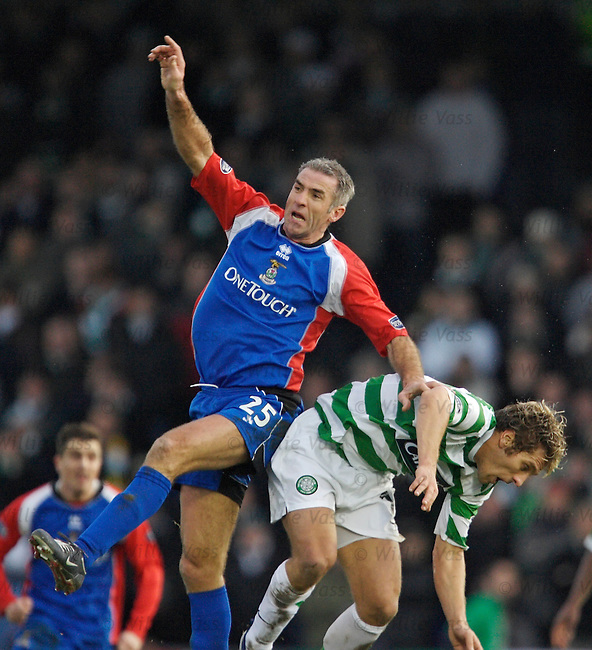 Craig Brewster, Inverness Caledonian Thistle.stock season 2005-2006.pic willie vass