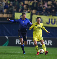 2017.12.07 UEL VIllarreal CF VS Maccabi Tel Avic