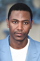 "Jerrod Carmichael<br /> at the ""Transformers:The Last Night"" Global premiere, Leicester Square, London. <br /> <br /> <br /> ©Ash Knotek  D3284  18/06/2017"