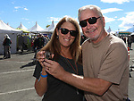 Dawn and Jim Shirley during the Beer and Chili Festival at the Grand Sierra Resort in Reno, Nevada on Saturday, Oct. 21, 2017.