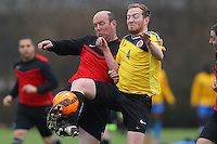 Hackney & Leyton Sunday League 21-02-16