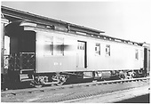 Business car B-1 (2nd).<br /> D&amp;RGW