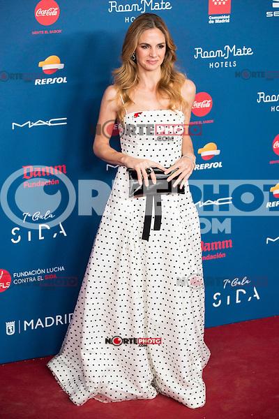 Genoveva Casanova attends to the photocall of the Gala Sida at Palacio de Cibeles in Madrid. November 21, 2016. (ALTERPHOTOS/Borja B.Hojas) //NORTEPHOTO.COM