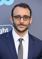11 January 2018 - Santa Monica, California - Omid Abtahi. 23rd Annual Critics' Choice Awards held at Barker Hangar. <br /> CAP/ADM/BT<br /> &copy;BT/ADM/Capital Pictures