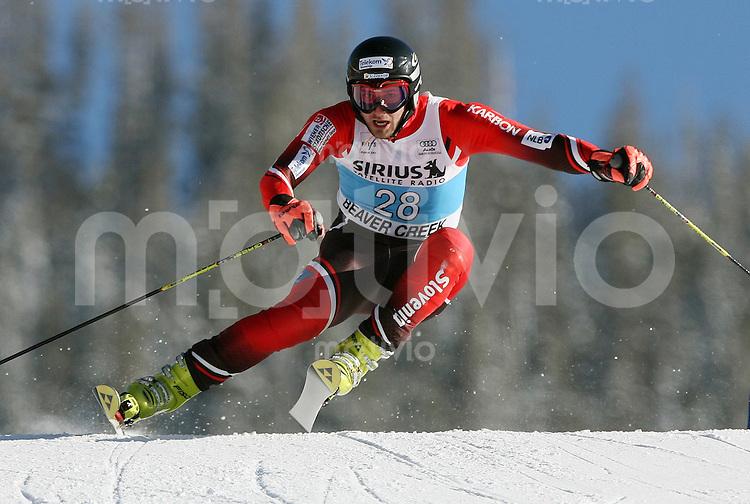 Ski Alpin; Saison 2006/2007  Riesenslalom Herren Ales Gorza (SLO)