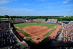 OKLAHOMA CITY, OK - JUNE 04: The Florida State Seminoles take on the Washington Huskies during the Division I Women's Softball Championship held at USA Softball Hall of Fame Stadium - OGE Energy Field on June 4, 2018 in Oklahoma City, Oklahoma. (Photo by Tim Nwachukwu/NCAA Photos via Getty Images)