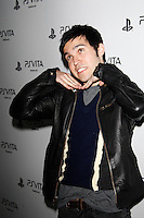 LOS ANGELES, CA - FEB 15: Pete Wentz at the Sony PlayStationAE Unveils PS VITA Portable Entertainment System at Siren Studios on February 15, 2012 in Los Angeles, California