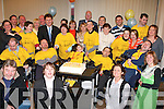 ANNIVERSARY: Celebrations were in full swing in Enable Ireland Headquarters Edward Street, Tralee on Tuesday as many of the members of the Kweey Wheelchair association with their family and friends celebrated it 10th Anniversary...............   Copyright Kerry's Eye 2008
