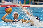 Río 2016 Waterpolo USA vs Hungría