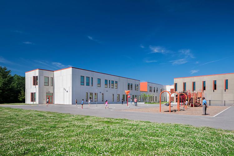 Columbus City School Columbus Spanish Immersion Academy | DesignGroup