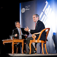 LIVE from the NYPL: Michael Ignatieff