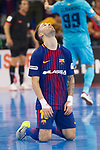 League LNFS 2017/2018.<br /> PlayOff Final-Game 4.<br /> FC Barcelona Lassa vs Movistar Inter FS: 3-3.<br /> FCB por penaltys.<br /> Mario Rivillos.