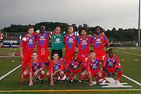 Crystal Palace starting eleven. Crystal Palace FC USA of Baltimore (USL2) defeated the New York Red Bulls (MLS) 2-0 during a Lamar Hunt US Open Cup third round match at Lawrence E. Knight Stadium in Annapolis, Maryland, on July 01, 2008.