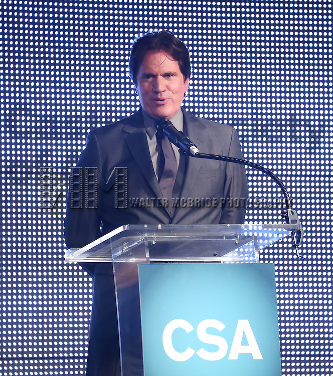 Rob Marshall honored with the New York Apple Award during the 30th Annual Artios Awards Presentation at 42 WEST on January 22, 2015 in New York City.