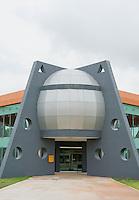 Campus del Instituto Tecnologico Superior de Calkini. Campeche, Mexico