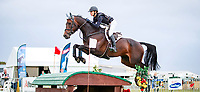 AUS-Rebel Morrow rides Balmoral Henton during the CIC2* Eventing Cross Country. 2018 NZL-Horse of the Year Show. Hastings. Saturday 17 March. Copyright Photo: Libby Law Photography