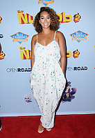 "05 August  2017 - Los Angeles, California - Gloria Govan.  World premiere of ""Nut Job 2: Nutty by Nature""  held at Regal Cinema at L.A. Live in Los Angeles. Photo Credit: Birdie Thompson/AdMedia"