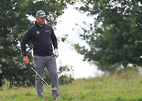 Lee Westwood (ENG) on the 2nd fairway during Round 4 of the D+D Real Czech Masters at the Albatross Golf Resort, Prague, Czech Rep. 03/09/2017<br /> Picture: Golffile | Thos Caffrey<br /> <br /> <br /> All photo usage must carry mandatory copyright credit     (&copy; Golffile | Thos Caffrey)